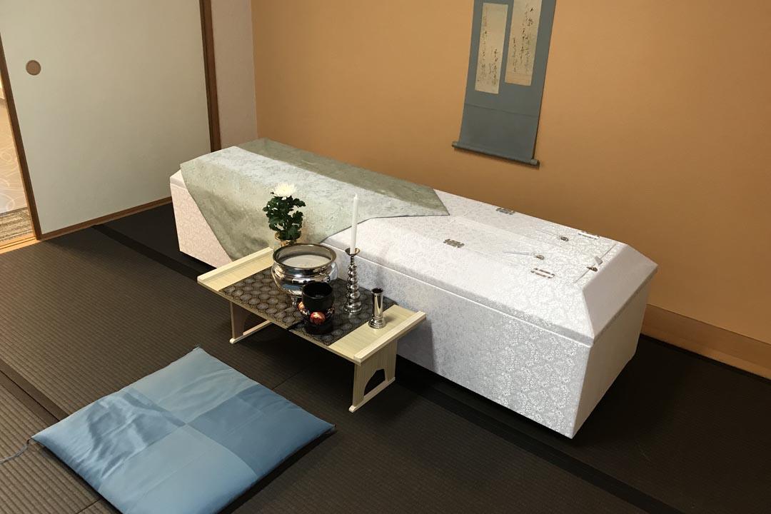 近野葬儀社 シンプルプラン(直葬・火葬式)