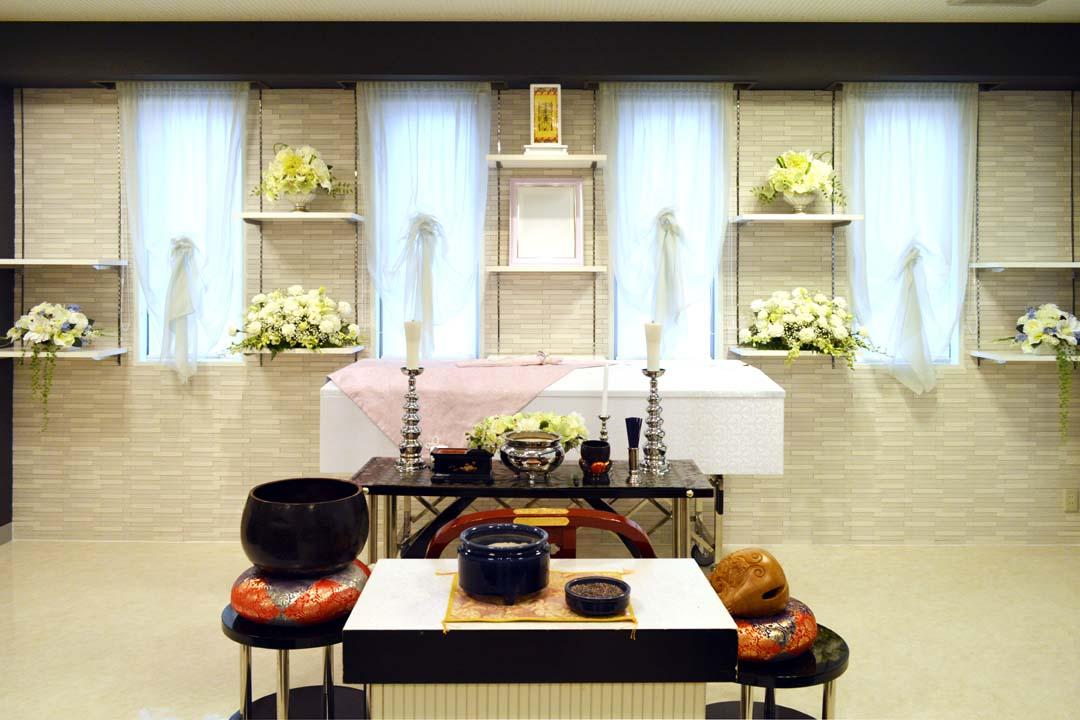 近野葬儀社 ファミリープラン(家族葬)